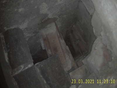 Protruded Chimney